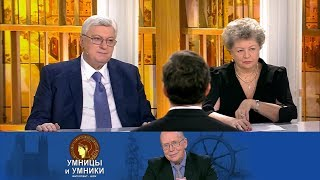 Умницы и умники. Выпуск от 22.06.2019