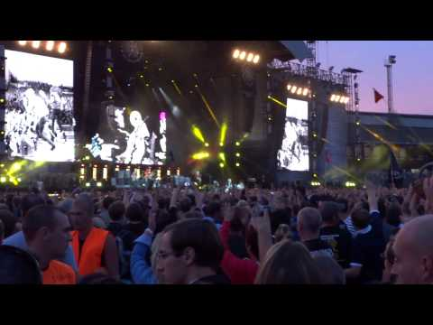 Die Toten Hosen - Altes Fieber LIVE 2013 Berlin Flughafen Tempelhof