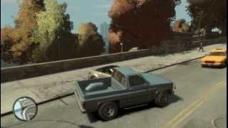 GTA IV » PC Gameplay (GeForce GT 640 2GB GDDR3 - ULTRA Settings)
