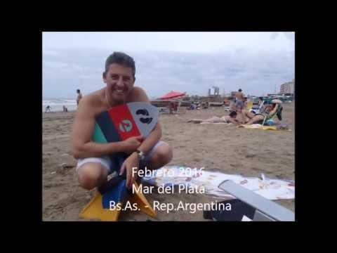 Slyde Handboards in Mar del Plata / Buenos Aires / Rep.Argentina