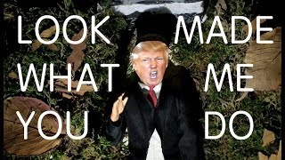 Taylor Swift - Look What You Made Me Do - Barbie ft. Donald Trump ( Parody Music video )