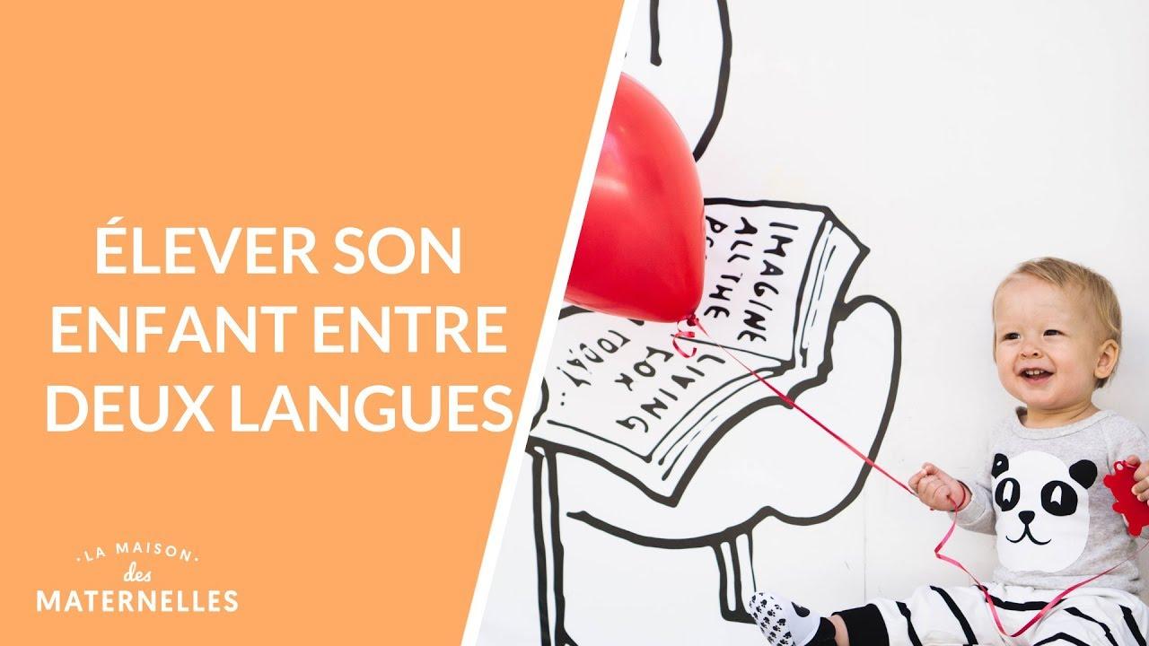 elever son enfant entre deux langues