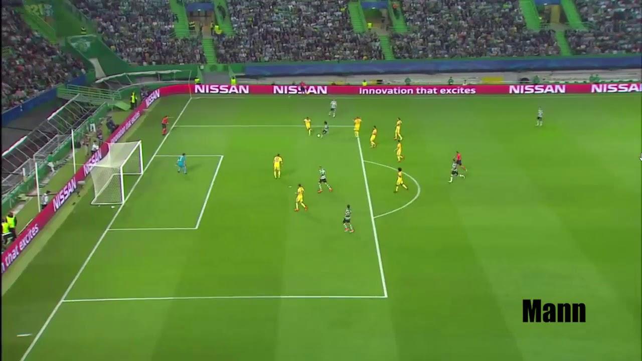 Download Bruno César Goal - Sporting CP vs Juventus (1-0) - CHAMPIONS LEAGUE 31/10/2017 HD