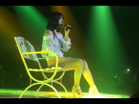 Eunha Focus (GFRIEND) - I REMEMBER @Music Bank in JAKARTA