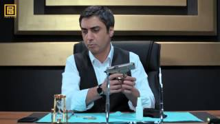 Polat Alemdar Silah Temizleme Sahnesi | KVP 269 Resimi