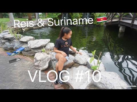 Reis & Suriname 🇸🇷 | //VLOG// #10