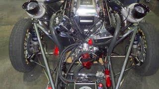 PMS   Twin Turbo 540 cu  in