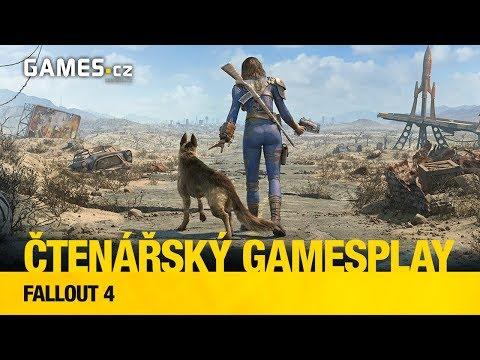 Čtenářský GamesPlay: Fallout 4