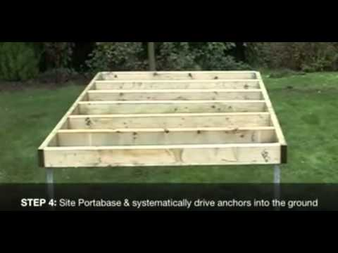 Building A Shed How To Build A Shed Base Shed Plans With