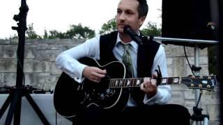 Dan Serenades Claire at Wedding