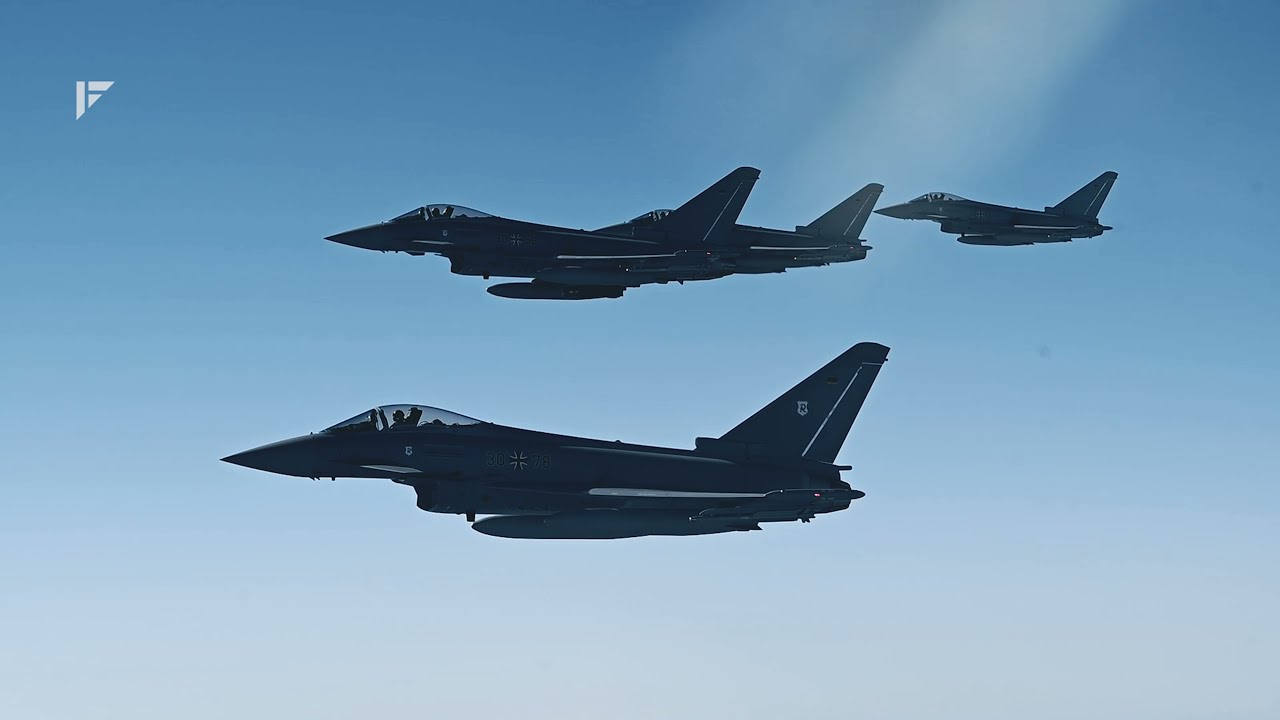 US and NATO send jets and nuke bombers amid rising tensions with Russia