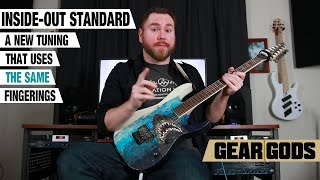 A New Guitar Tuning - Inside-Out Standard | GEAR GODS