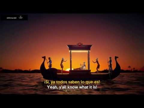 Dark Horse ft  Juicy J   Katy Perry Official Video Letra Español English (HD)