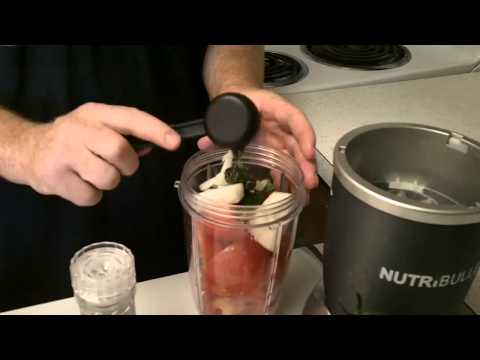 How to Make Fresh Salsa with the Nutribullet