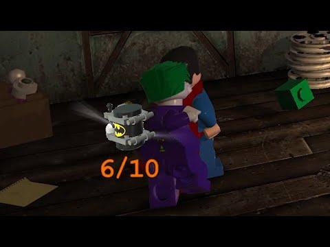 I already broke the game : Lego Batman 2 Finishing the Game Part 1 |
