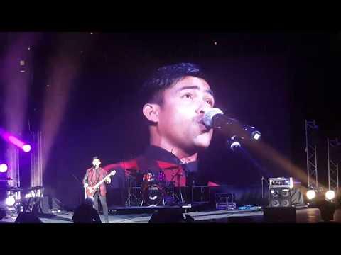 JUDI  Fildan konser di hong kong, tampil memukau
