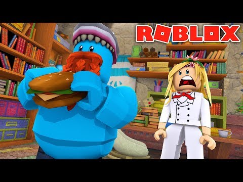 LITTLE KELLY OPENS HER OWN RESTAURANT !! Sharky Gaming | Rob