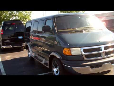 1999 Dodge Conversion Van Dave Arbogast Depot