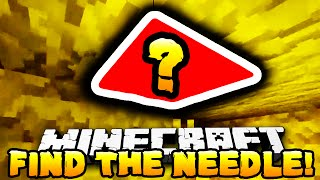 Minecraft - FIND THE NEEDLE! - w/ Preston, Nooch & Kenny!