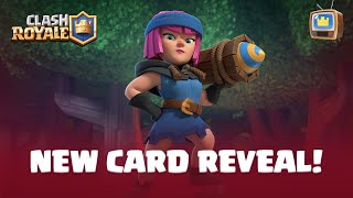 Clash Royale: Meet the Firecracker! ???? NEW CARD COMING IN SEASON 7!