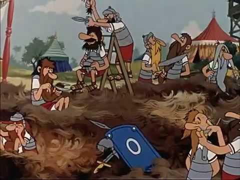 youtube filmek - Asterix, a gall   Teljes   Magyar szinkron)