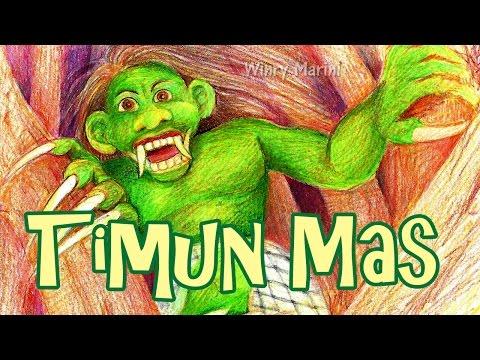 Timun Mas | Folklor Indonesia