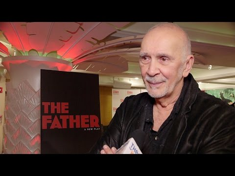 Frank Langella and the Cast of The Father Lets Us In on an Emotional Opening Night
