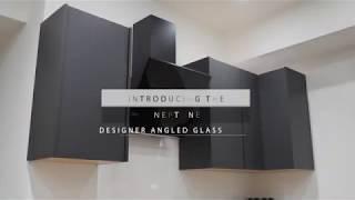 60cm Wall Mounted Glass Cooker Hood