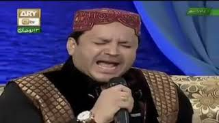 Shahbaz Qamar Fareedi New Naat On Qtv