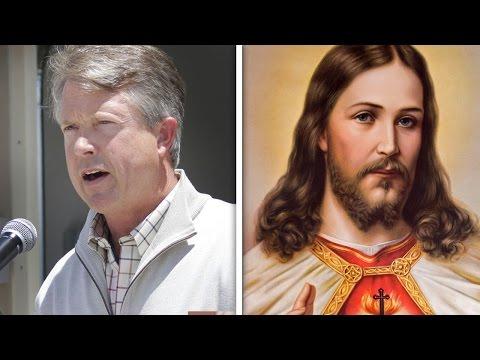 Republican Congressman Uses Jesus To Bash Poor People