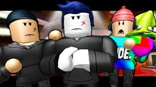 THE LAST GUEST BECOMES A CRIMINAL?! (A Roblox Jailbreak Roleplay Story)