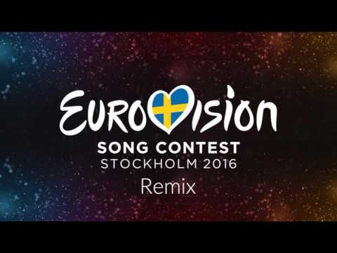 Eurovision Song Contest 2016 Remix
