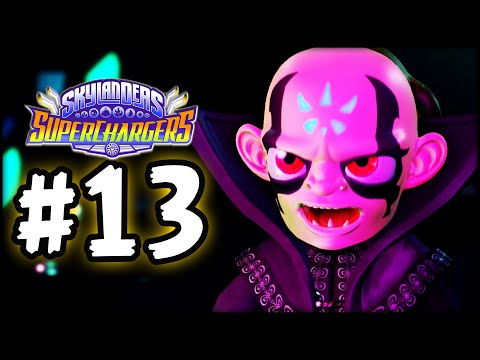 Skylanders SuperChargers - Gameplay Walkthrough - Part 13 - Eon Rescue!