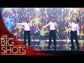 The TNT Boys Perform Listen From Dreamgirls @Best Little Big Shots