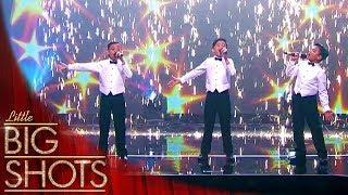 The TNT Boys Perform Listen From Dreamgirls | Little Big Shots