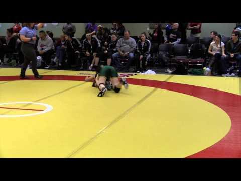 2014 Wesmen Open: 55 kg Isabella Fernandez vs. Vickie Busch