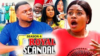 Royal Scandal Season 4 - Ken Erics 2018 Latest Nigerian Nollywood Movie full HD