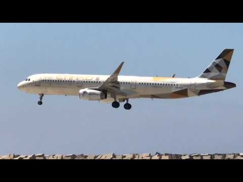 Plane spotting At Beirut Airport (BEY/OLBA) {Episode 2}