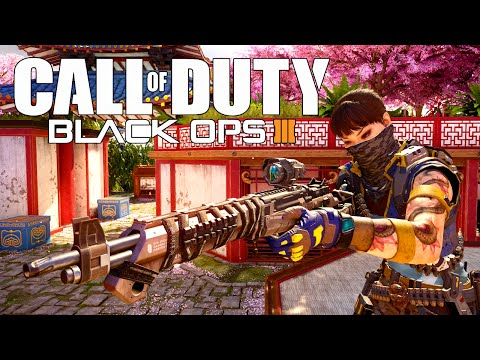 Black Ops 3 LIVE! Dark Matter MX Garand! (Call of Duty: Black Ops 3 Gameplay)