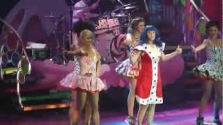 Katy Perry - Hot n Cold - Live O2 Arena London , United Kingdom 15.10.2011