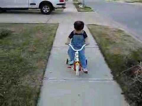 Ethan cycling 2