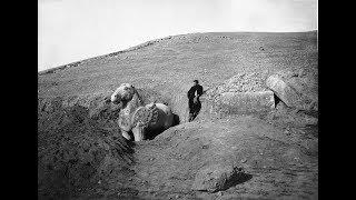 Раскопки у пирамид китайских императоров.