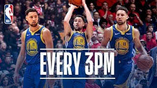 EVERY Klay Thompson Made 3-Pointer in the 2019 NBA Finals