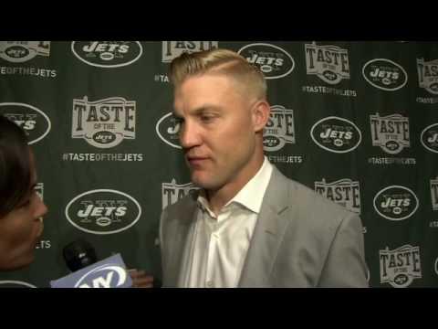 New York Jets QB Josh McCown talks Hackenberg and Petty