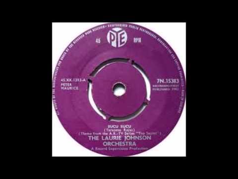The Laurie Johnson Orchestra - Sucu Sucu - 1961 - 45 RPM