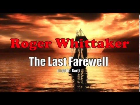 Roger Whittaker - The Last Farewell (Karaoke)