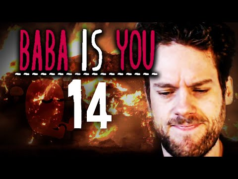 Baba Is Too Hot To Handle | Baba Is You Mit Florentin #14