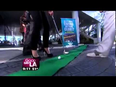 Swing FIT Golf on Good Day LA