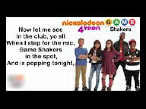 Game shakers title song