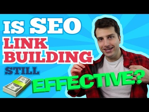 SEO Link Building: Backlinks Still Effective? PBNs, Social Signals, Press Releases